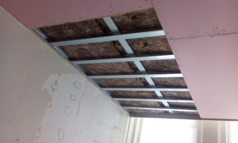 Bekend P. van der Oest] | Afbouw, wanden en plafonds MQ06